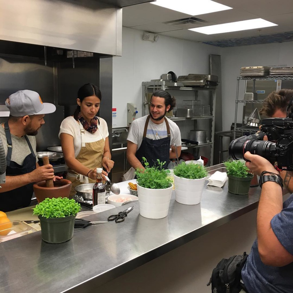 Talented group of local Miami chefs